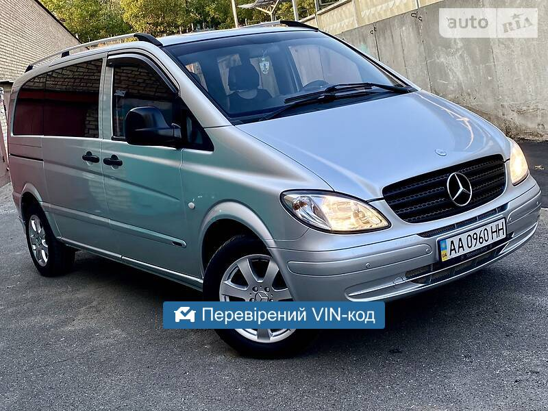 Mercedes-Benz Vito 111 2005