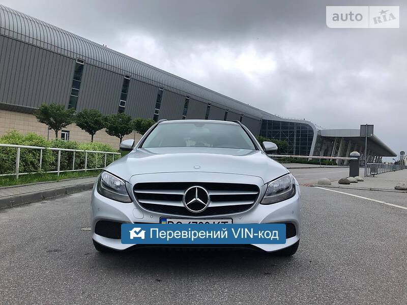 Mercedes-Benz C 180 w205 2015