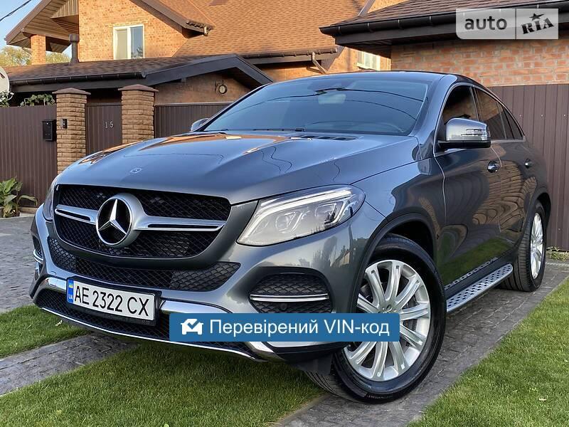 Mercedes-Benz GLE 350 350D 2017