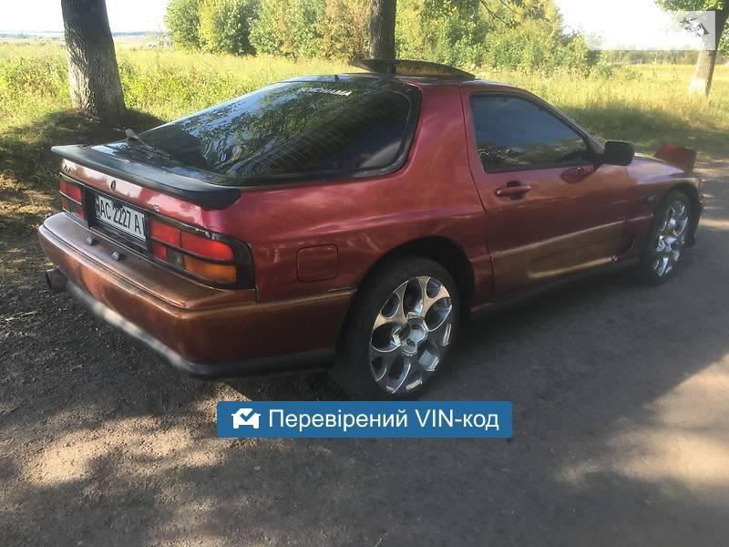 Mazda RX-7 1988