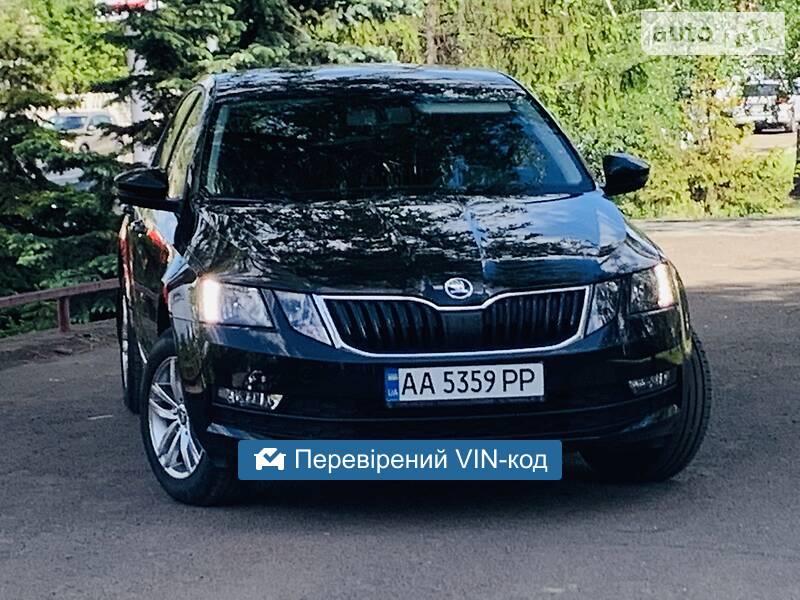 Skoda Octavia A7 1.6 AKP 2019