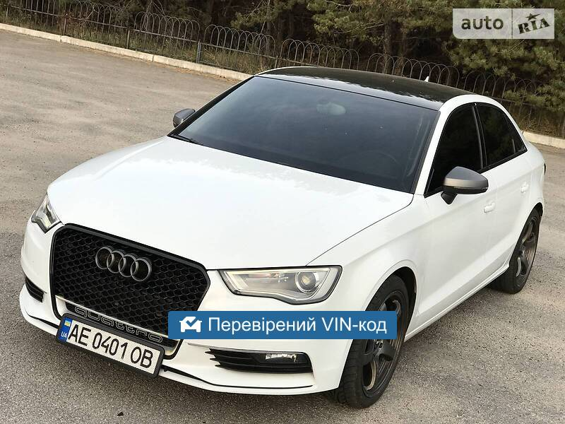 Audi A3 OFFICIAL  2013