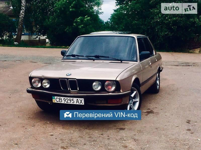BMW 518 2.0 1983