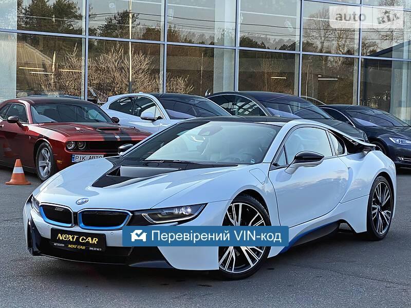 AUTO.RIA – Продам БМВ I8 2014 гібрид 1.5 купе бу у Києві ...