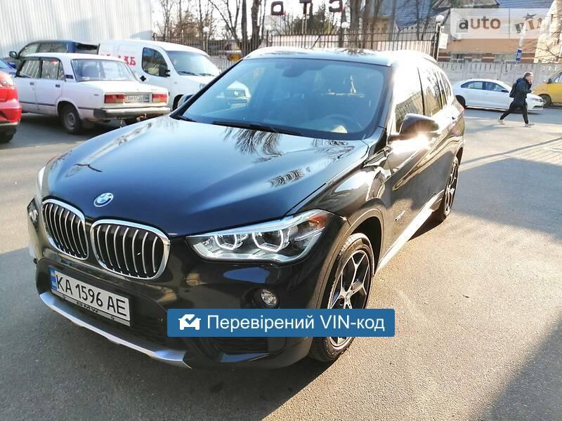 BMW X1 X28 2015