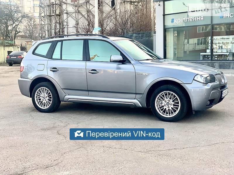 AUTO.RIA – Продам BMW X3 2008 дизель 3.0 позашляховик / кроссовер бу у Житомирі, ціна 12550 $