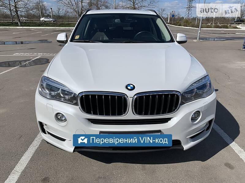 AUTO.RIA – Продам BMW X5 2017 дизель 2.0 внедорожник / кроссовер бу в Николаеве, цена 37000 $