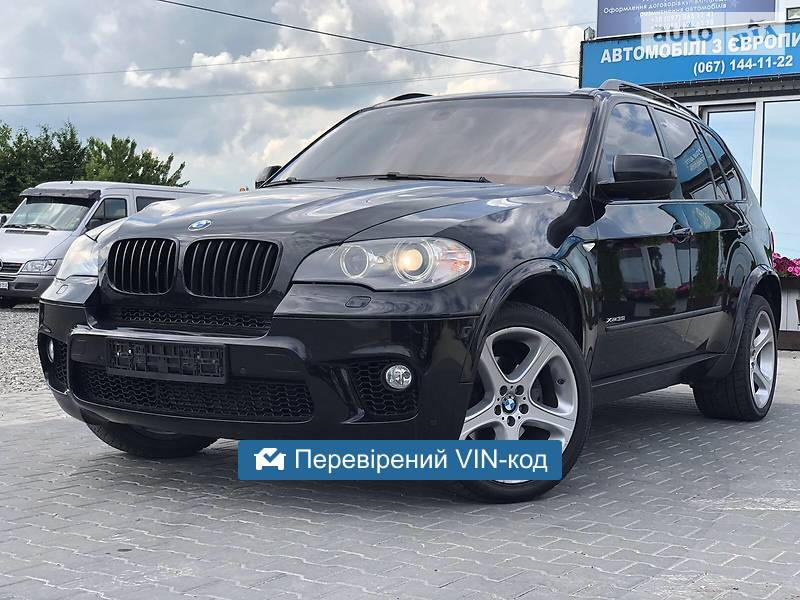 BMW X5 X drive 35I 2013