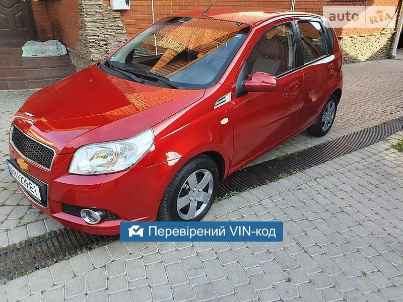 Chevrolet Aveo Europe 2009