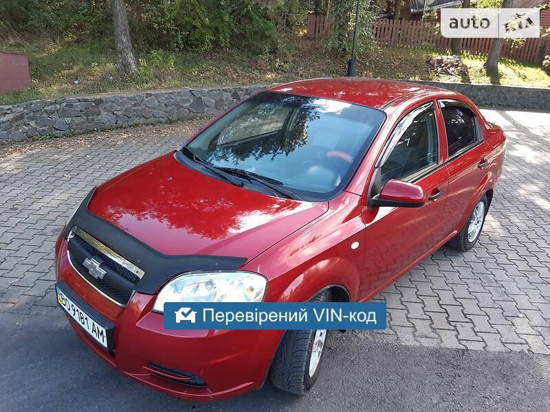 Chevrolet Aveo LS Evro gaz 2006