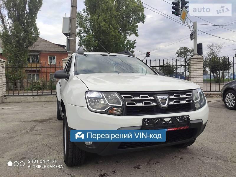 Dacia Duster CL 2015
