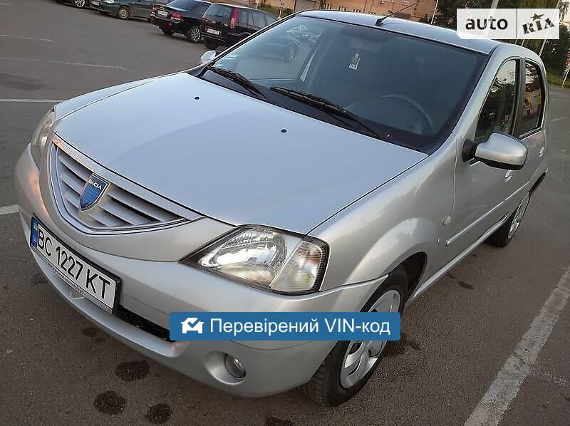 Dacia Logan Premium class 2007