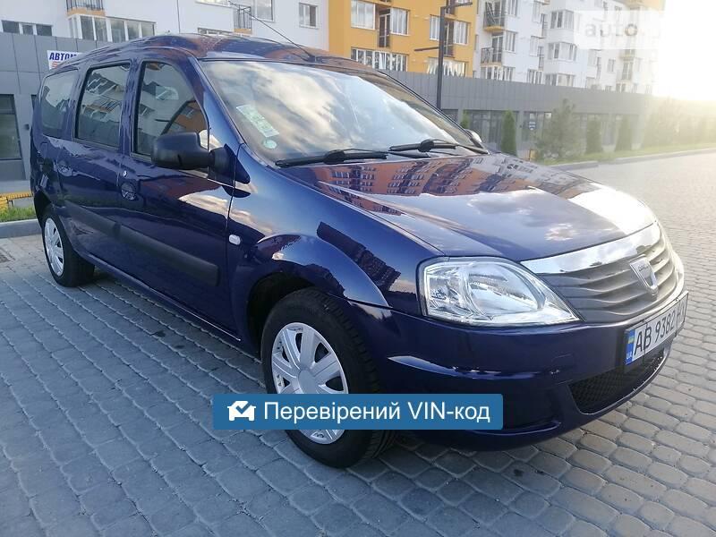 Dacia Logan Ambience 2009