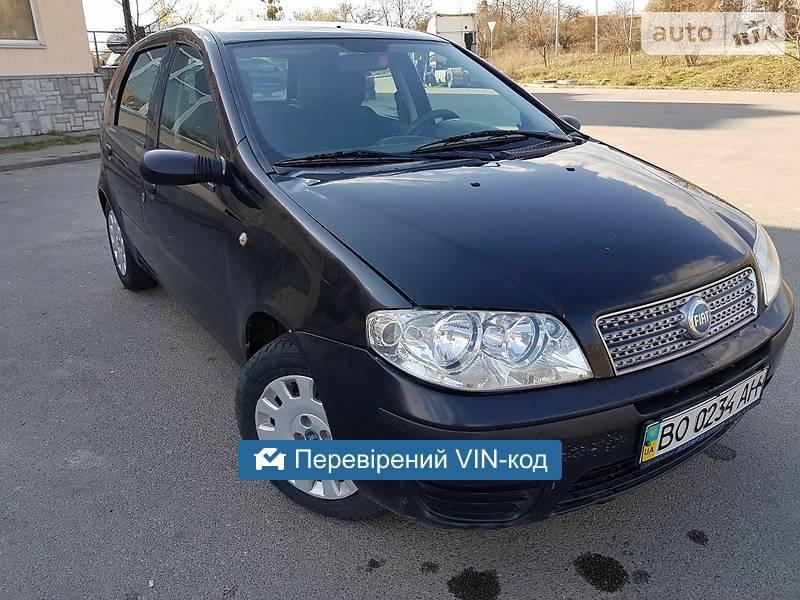 Fiat Punto classic 2007