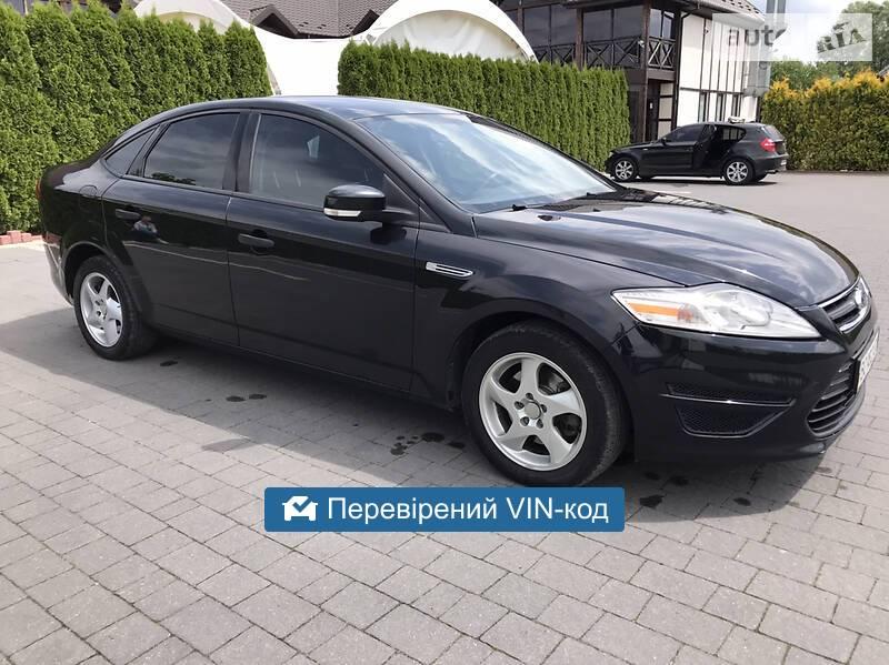 Ford Mondeo Офіційний 2011