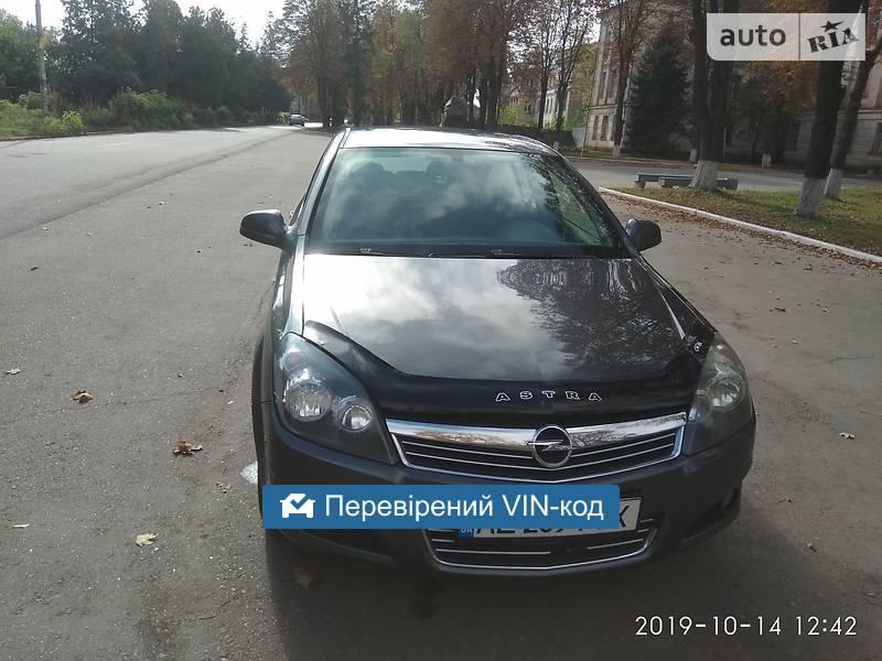 Opel Astra H 2012