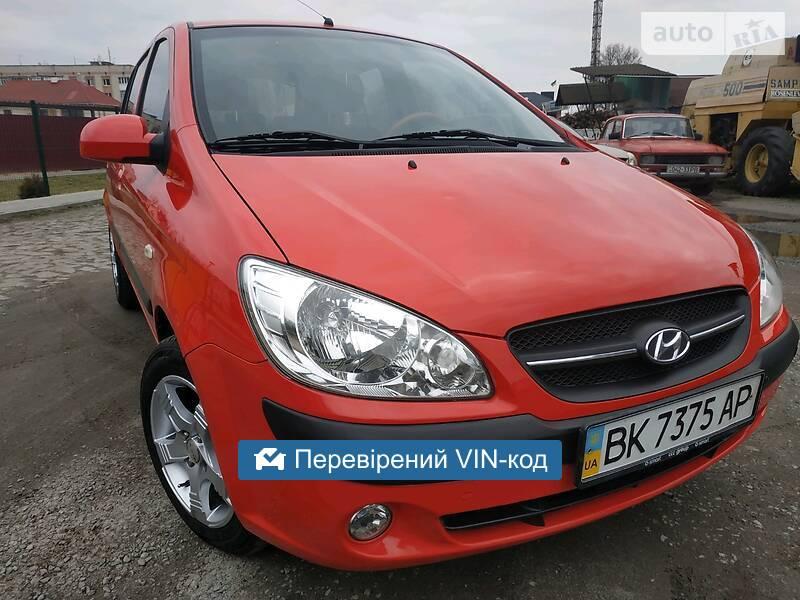 Hyundai Getz official 2009