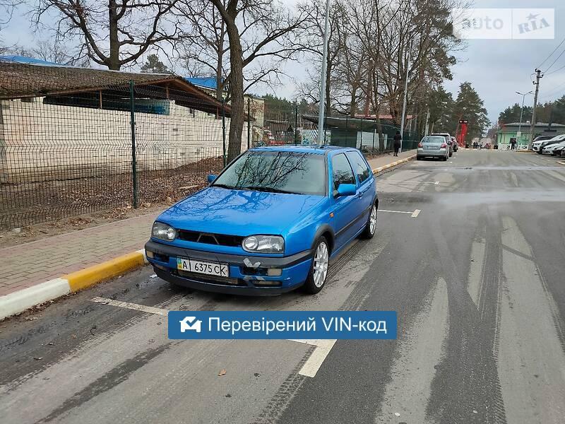 Volkswagen Golf III TDI 1994