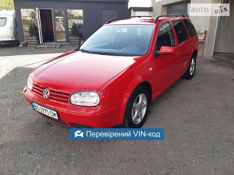 Volkswagen Golf IV 1.6 Premium 2006