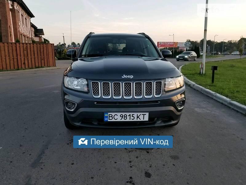 Jeep Compass High Alatitude 2015