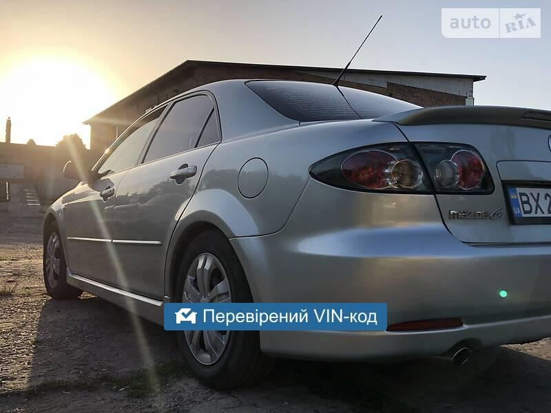 Used Mazda 6 2.3