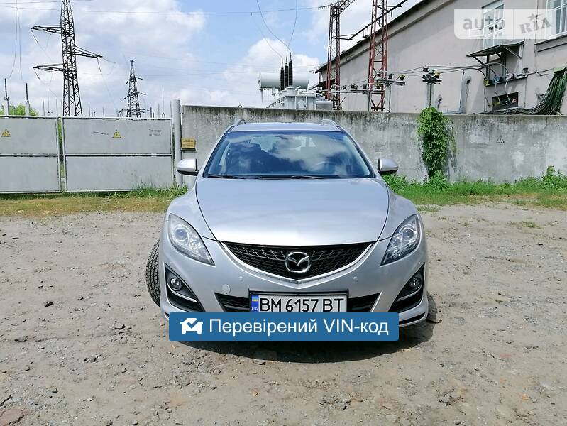 Mazda 6 GH ЦЕНА СНИЖЕНА!!!  2011