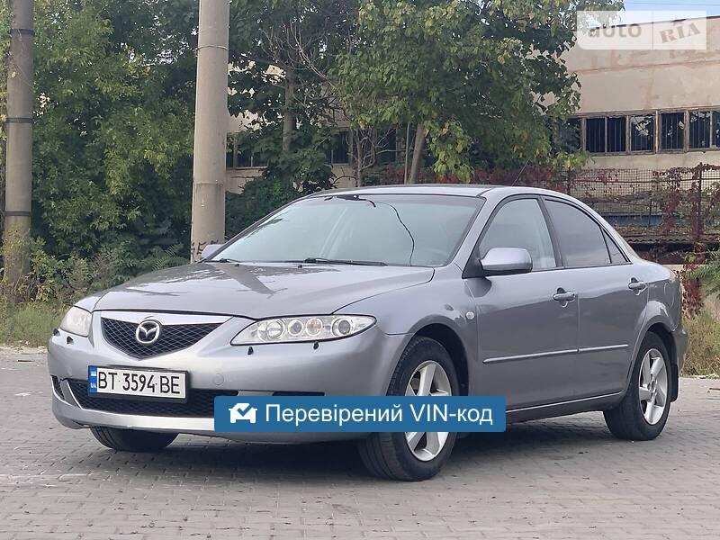 Mazda 6 GAZ 2003