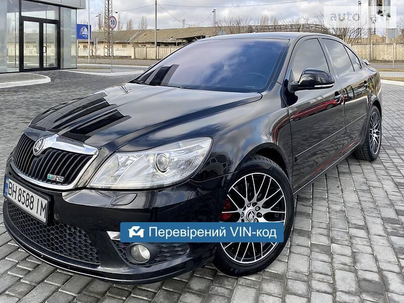 AUTO.RIA – Продам Skoda Octavia RS 2012 бензин 2.0 седан бу в Одессе, цена 12500 $