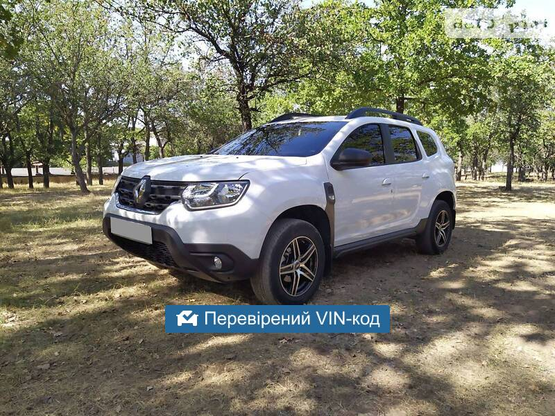 Renault Duster Navi with NDS 2018