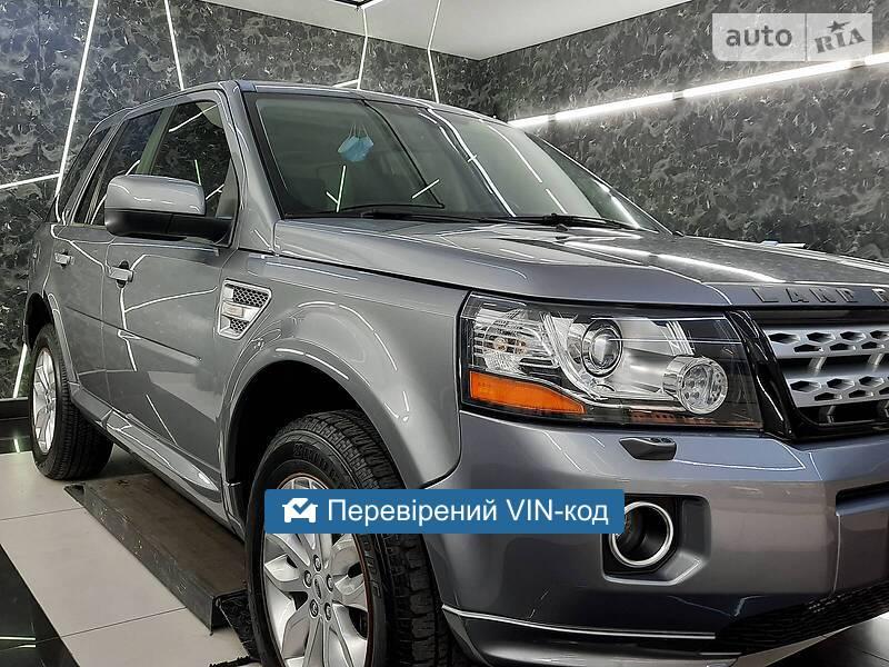 Land Rover Freelander HSE 2014