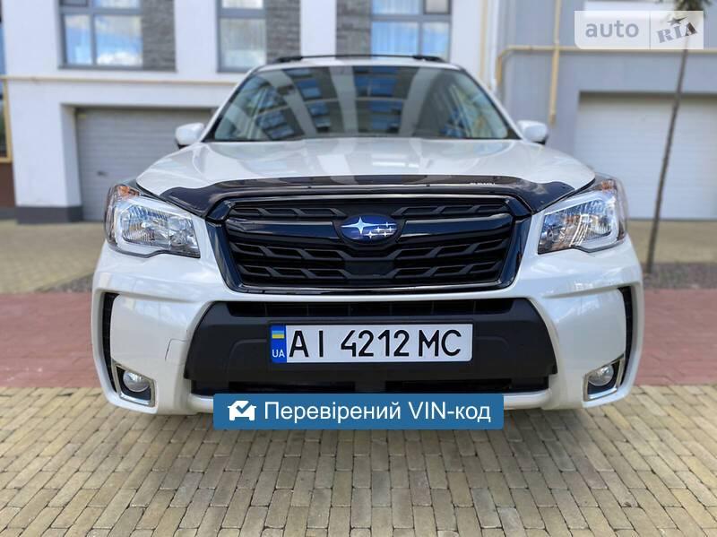 Subaru Forester PREMIUM LIMITED 2014