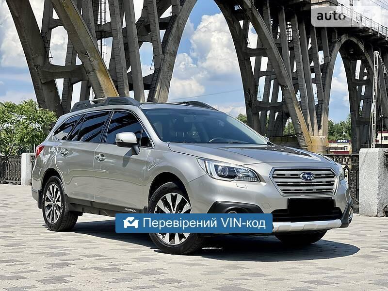 Subaru Outback PREMIUM 2015