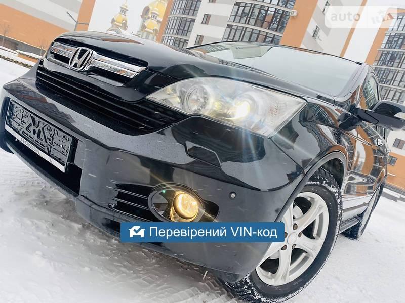 Honda CR-V SPORT EXLUZIVE LINE 2008