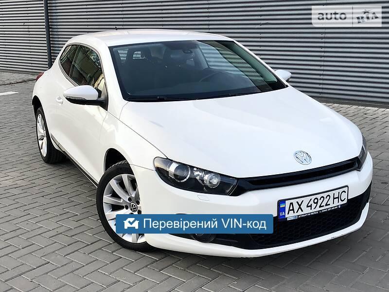 Volkswagen Scirocco official  2011