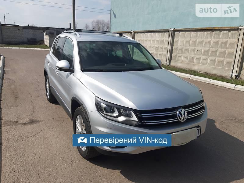 Volkswagen Tiguan 2.0 TSI 4motion 2016