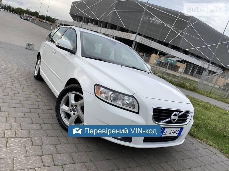 Volvo V50 LIMITED D2 2012