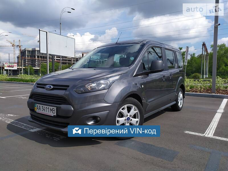 Ford Tourneo Connect пасс. Trend SWB 2016