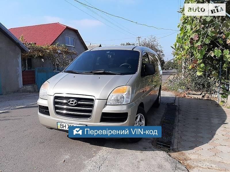 Hyundai H1 пасс.  Starex 2006