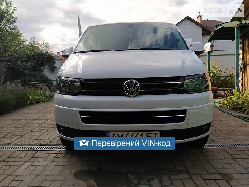 Volkswagen T5 (Transporter) пасс. 2014