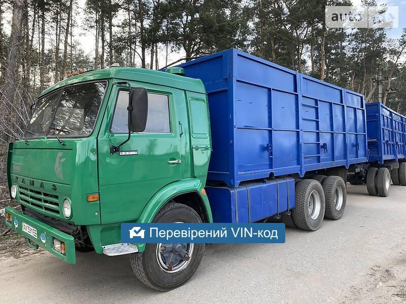 КамАЗ 53213 1988