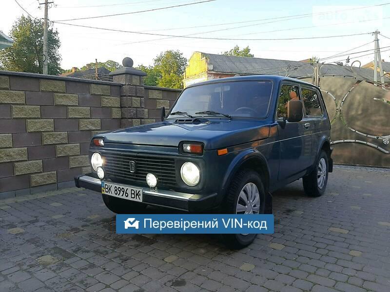 ВАЗ 21214 2005