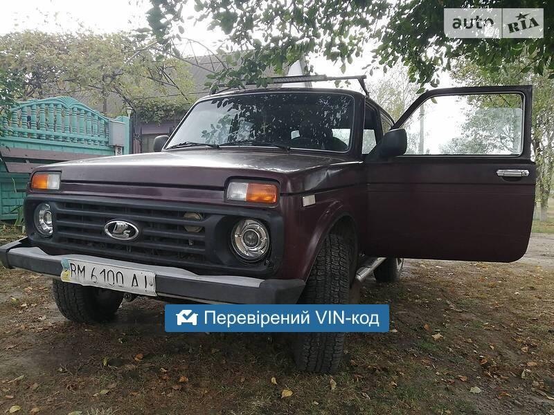 ВАЗ 21214 2012