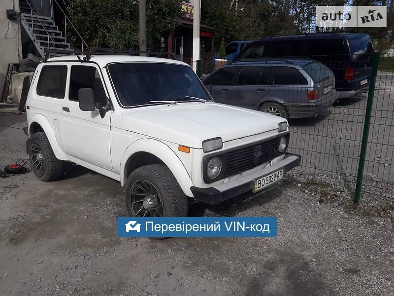 ВАЗ 2121 2005