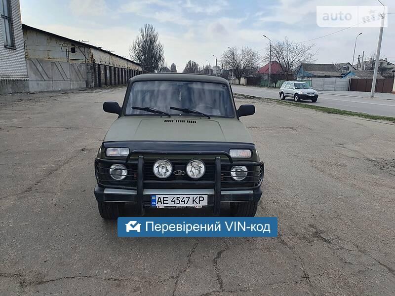 ВАЗ 2131 5D 2000