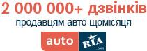 1400 авто за день продається на AUTO.RIA